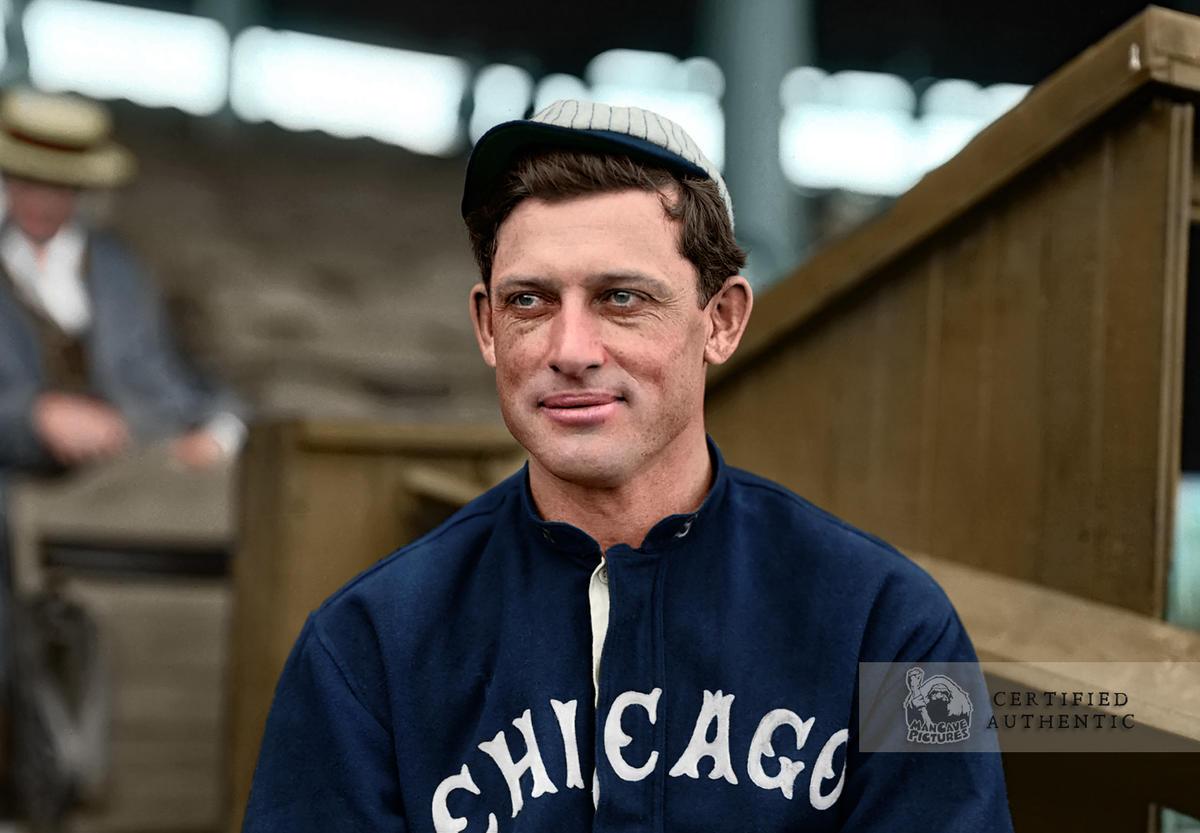 Ed Walsh - Chicago White Sox (1913)