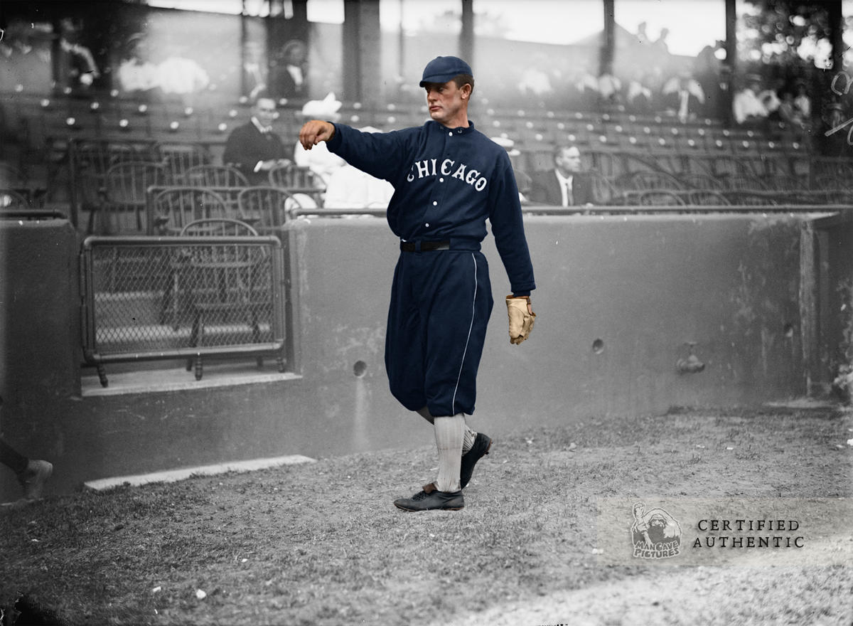 Ed Walsh - Chicago White Sox (1914)