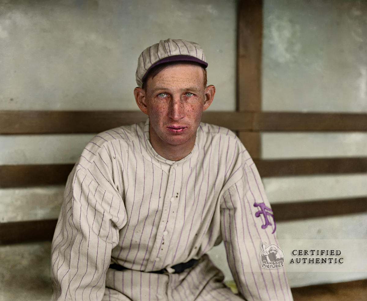 Eddie Grant - New York Giants (1914)