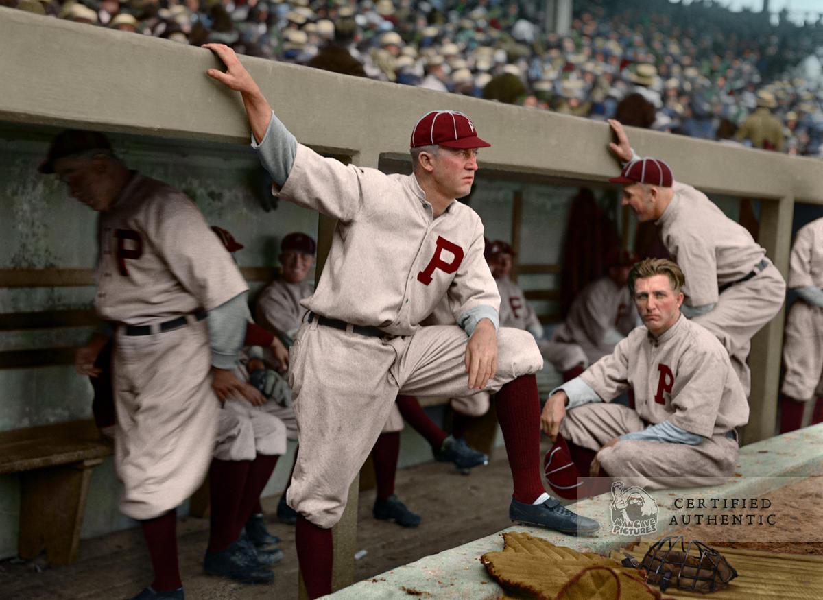 "Grover Cleveland ""Pete"" Alexander - Philadelphia Phillies (1914)"