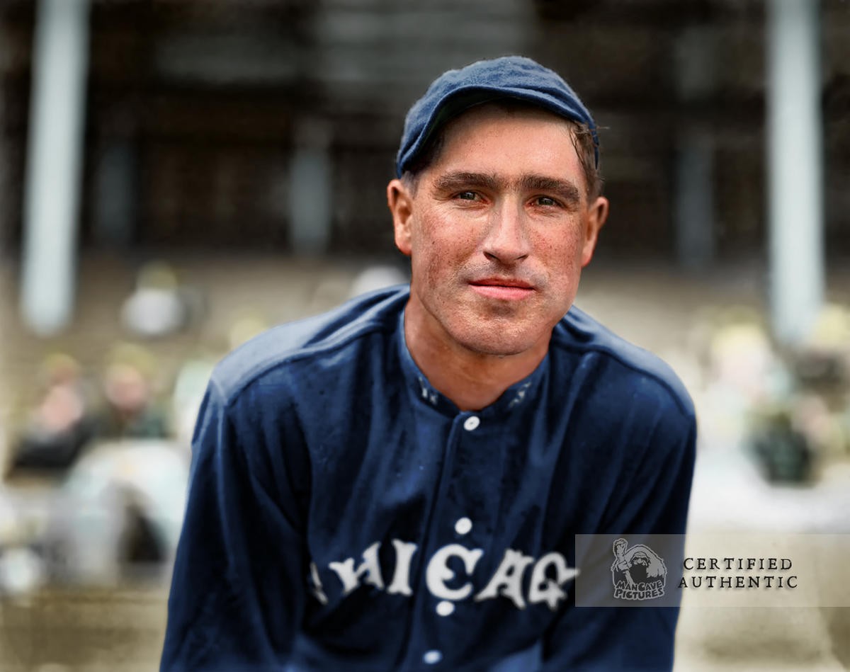 Jim Scott - Chicago White Sox (1914)