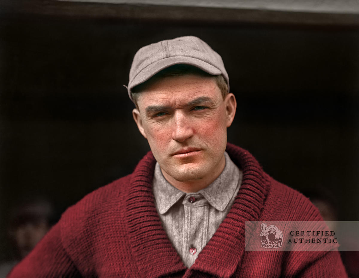 Bill Carrigan - Manager, Boston Red Sox (1915)