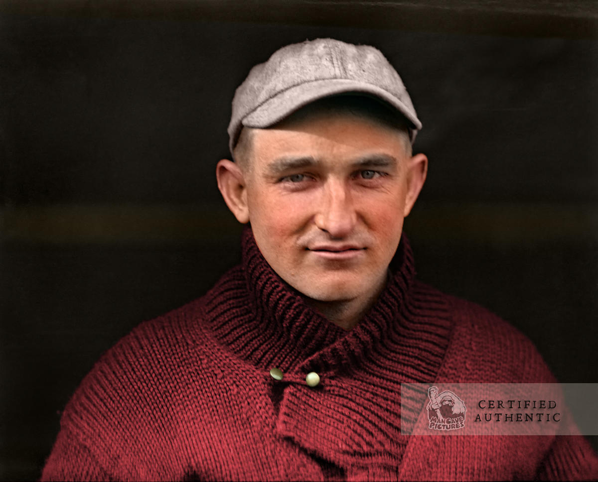 Carl Mays - Boston Red Sox (1915)
