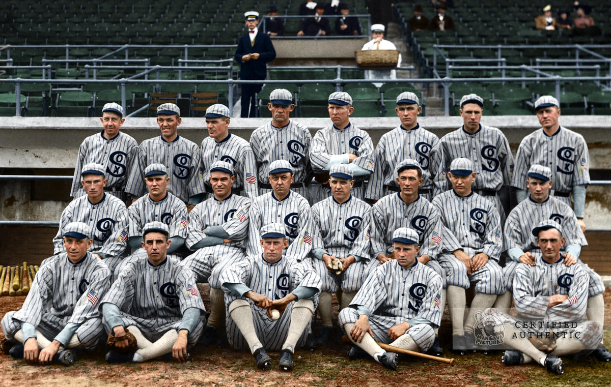 Chicago White Sox - World Series Champions (1917)