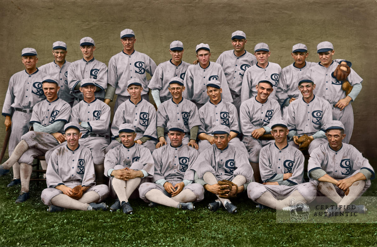 Chicago White Sox - American League Champions (1919)