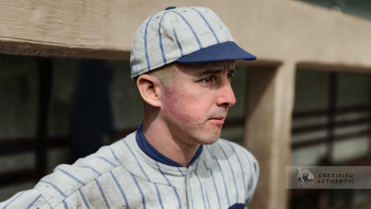 Claude 'Lefty' Williams - Chicago White Sox (1917)