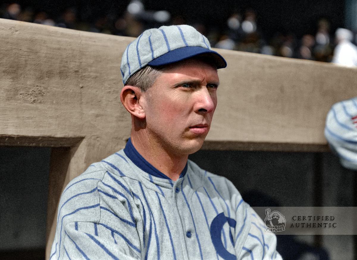 Joe Benz - Chicago White Sox (1917)