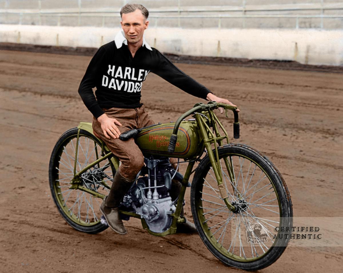 Harley-Davidson Peashooter Racer (1927)