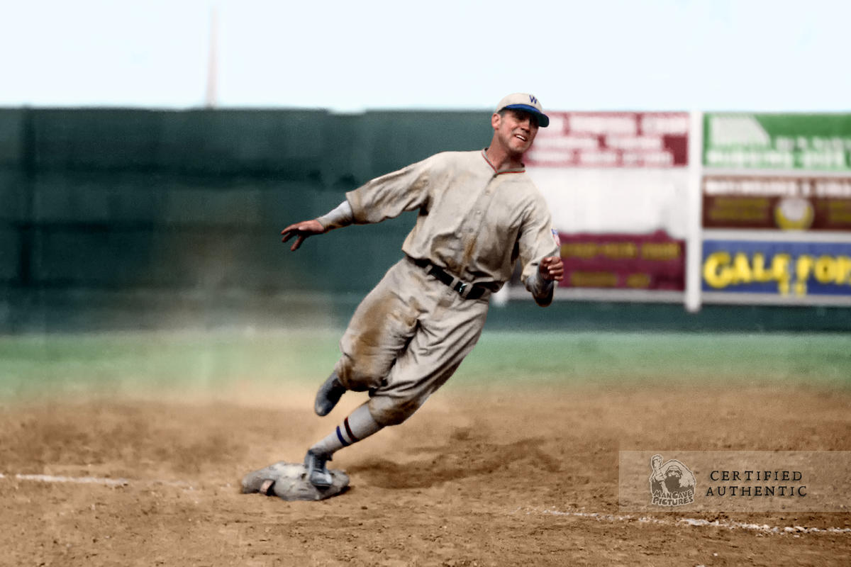 George Sisler - Washington Senators (1928)