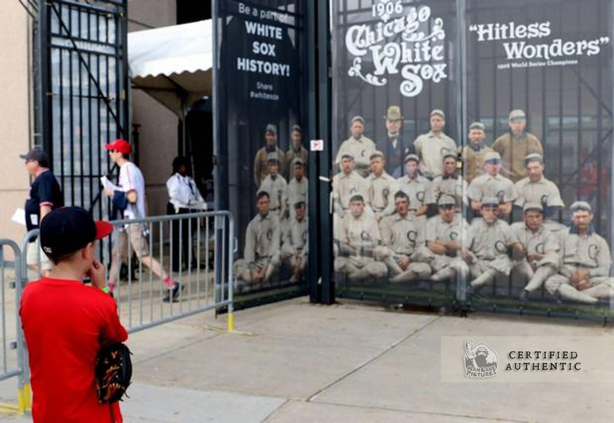 Gate #3 - Guaranteed Rate Field, Chicago, IL
