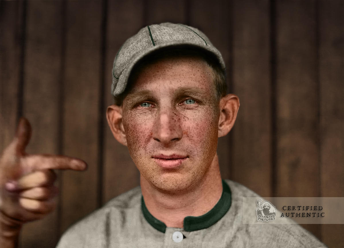 Eddie Grant - Philadelphia Phillies (1910)