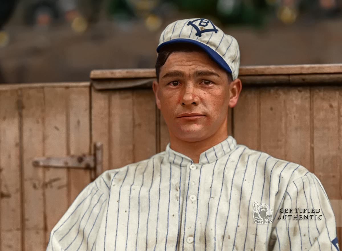 Zack Wheat - Brooklyn Superbas (1912)
