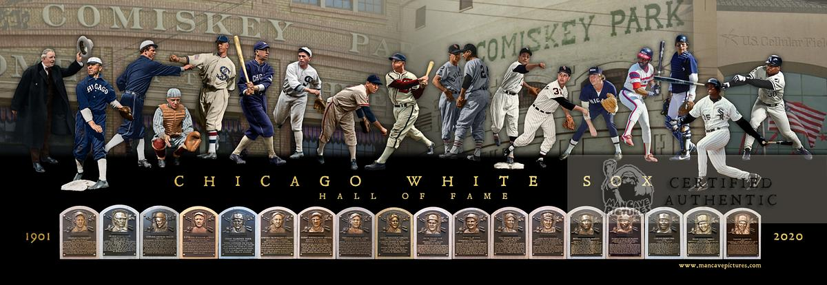 Chicago White Sox Hall of Fame Members Action Montage (5+ years with team)