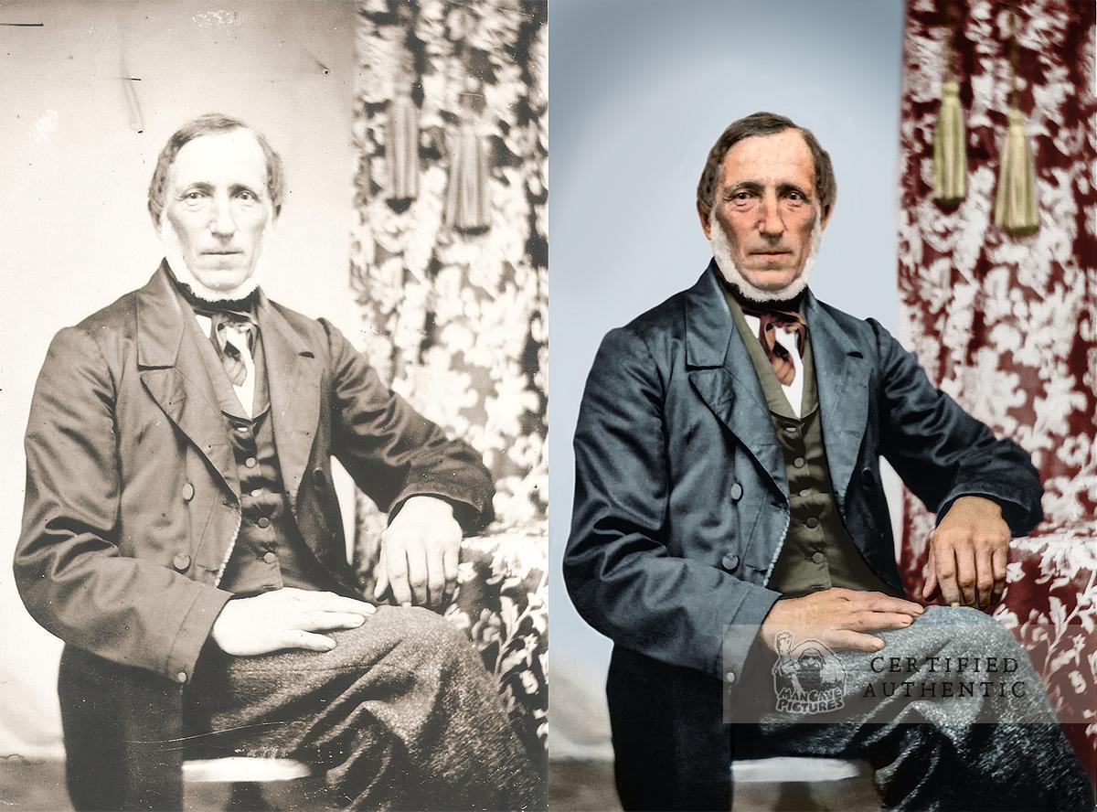 Thomas Henry Cope, 1807-1876