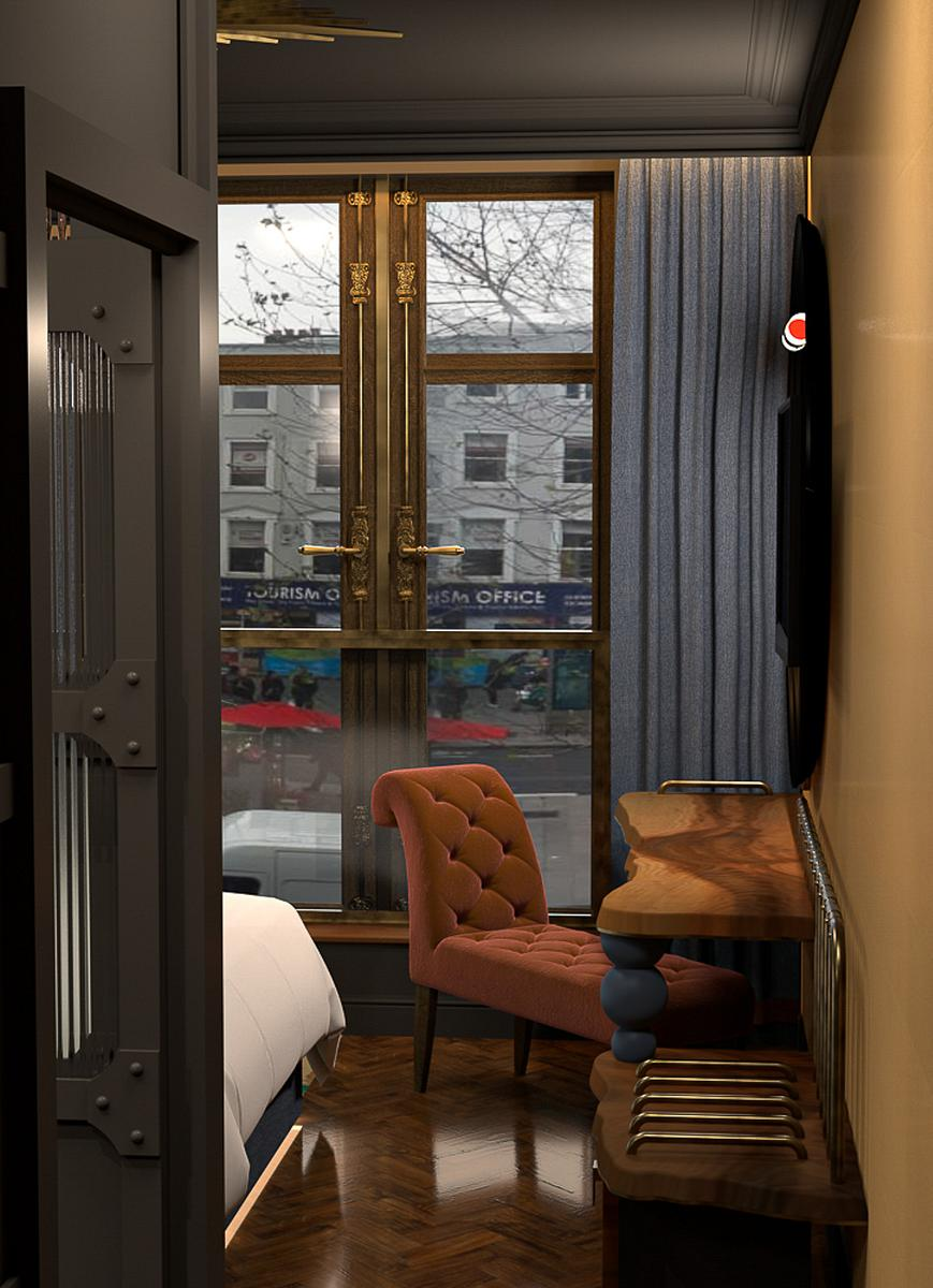 Commercial - Boutique Hotel Upper O'Connell St