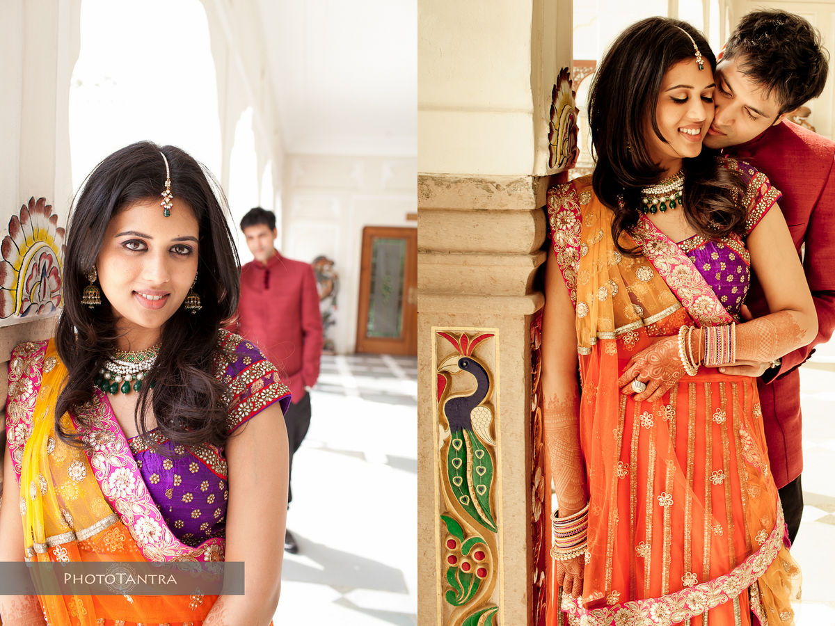 Destination Wedding in Jaipur: Anushree and Dhruv, The Raj Palace