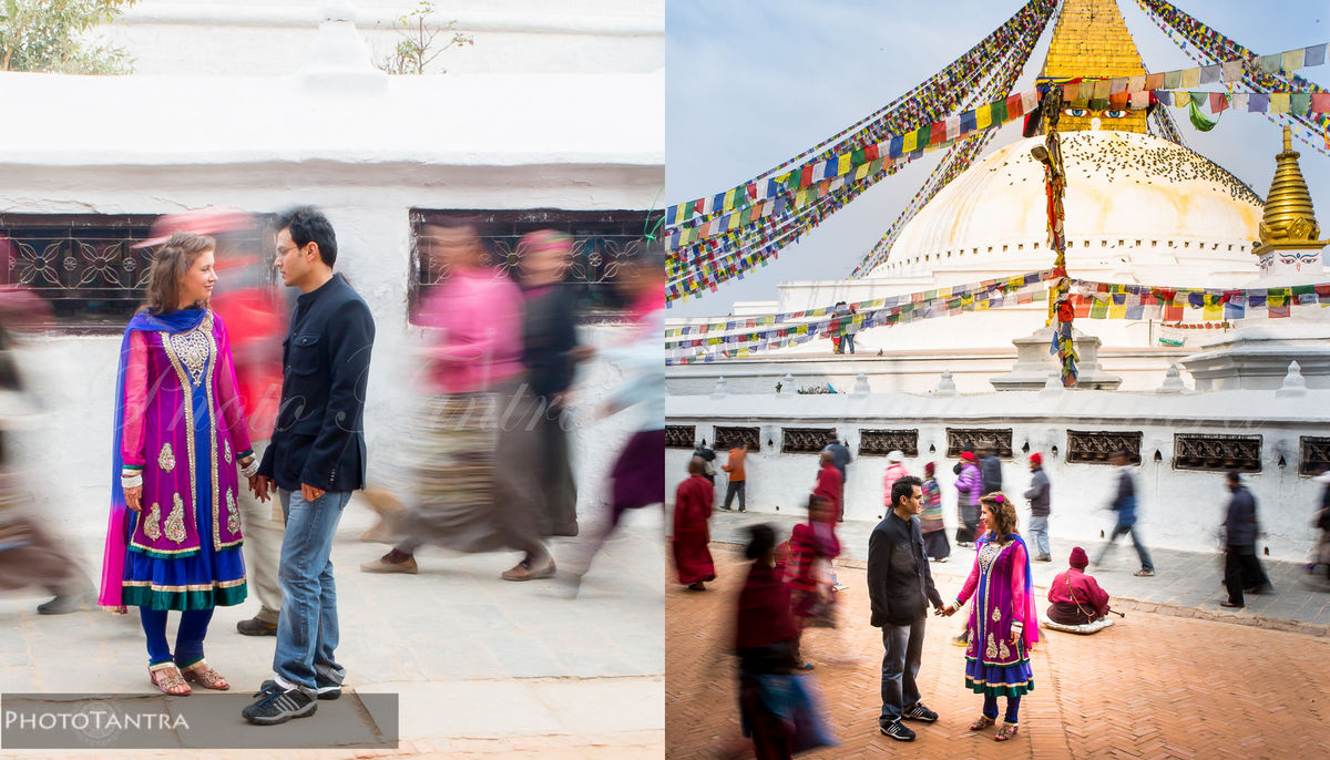 International : Wedding Photography in Kathmandu - Kelly and Ravi
