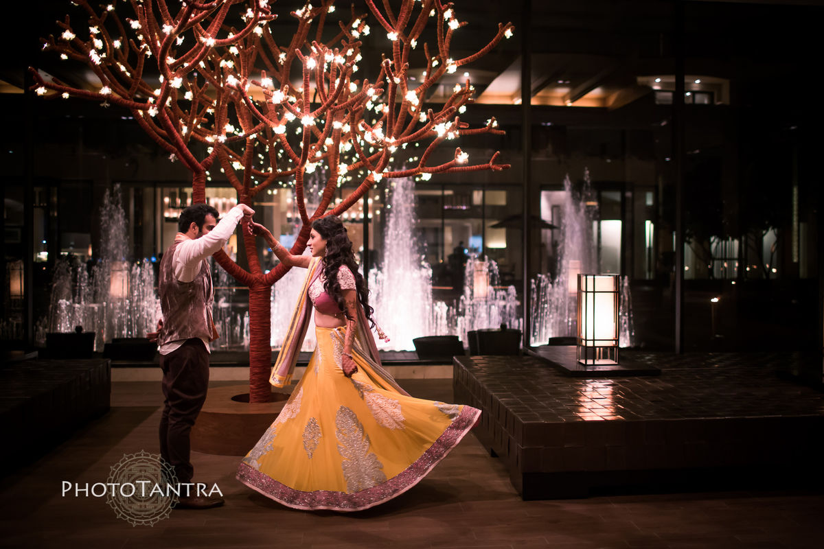 Destination Wedding Photography: Amisha and Prateek , A Sikh Wedding at Taj Surajkund
