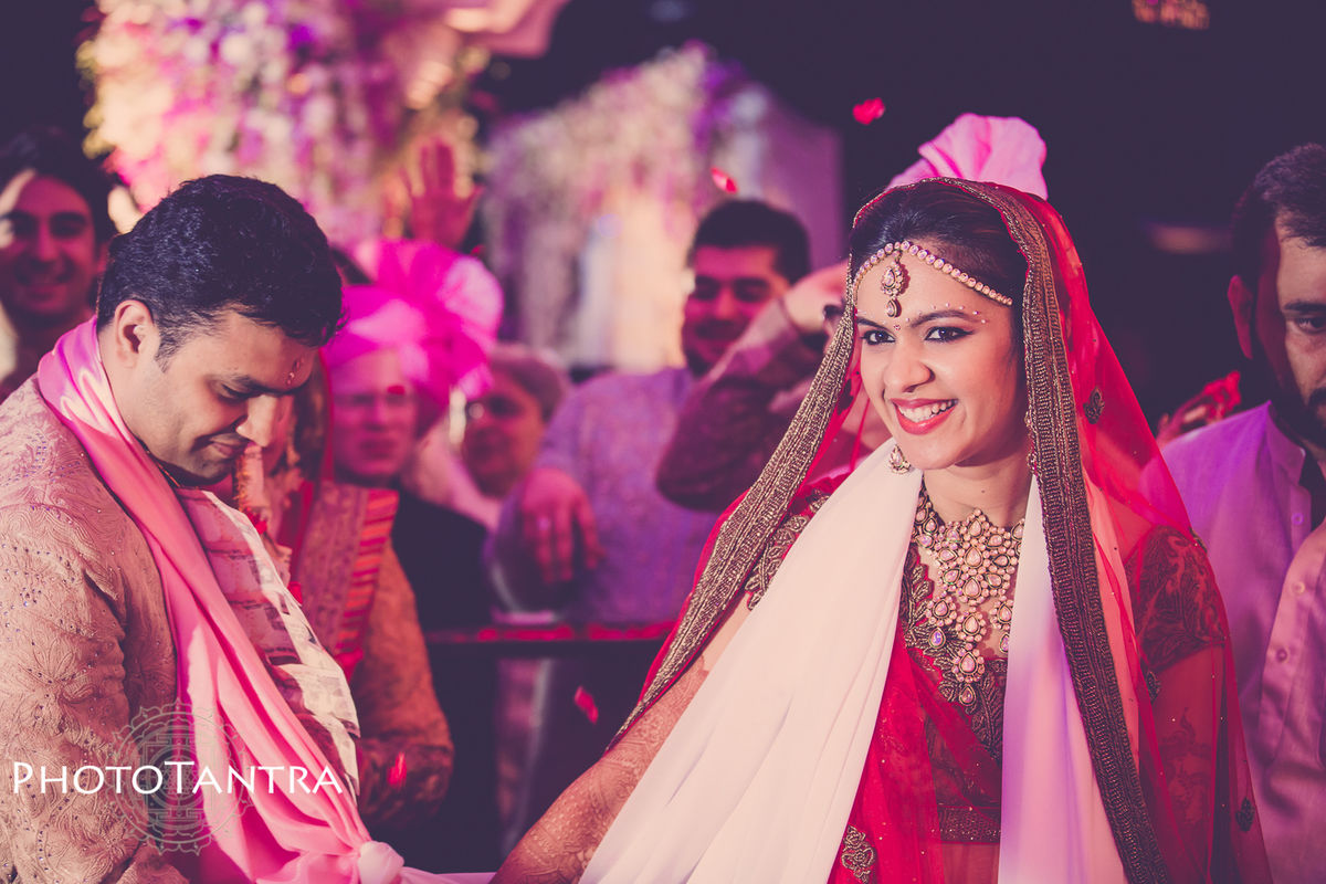 Sindhi Destination Wedding Photography at JW Marriott Pune : Kriti and Deepesh
