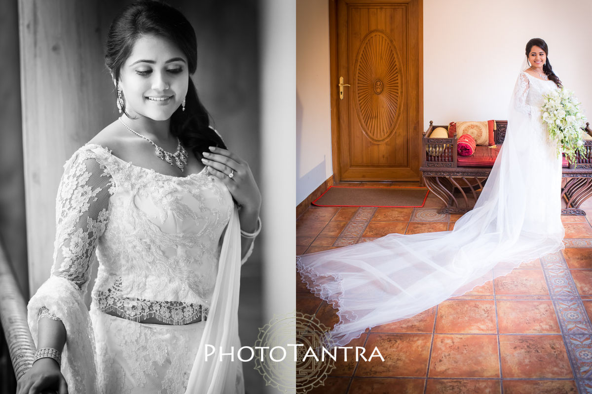 Catholic Christian Wedding Photography in Cochin: Swetha and Paul