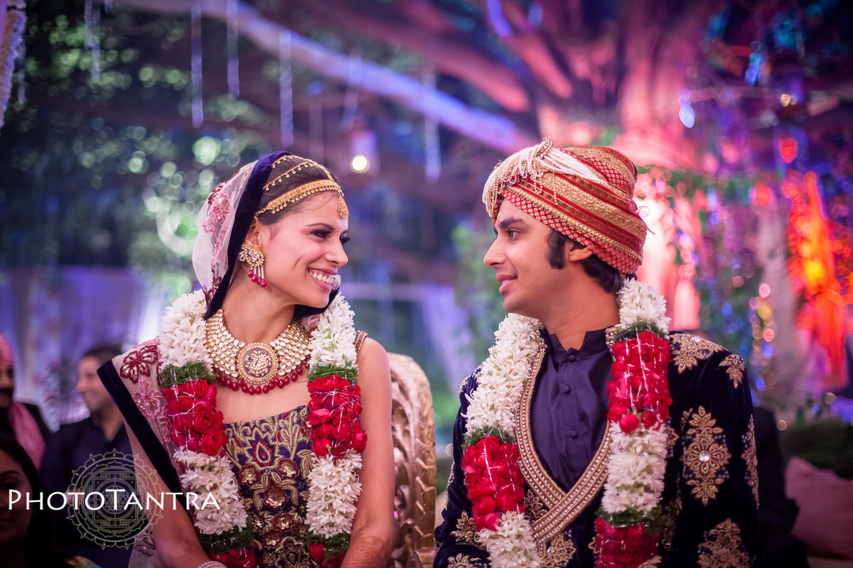 The Big Bang Wedding: Kunal Nayyar and Neha Kapoor in New Delhi