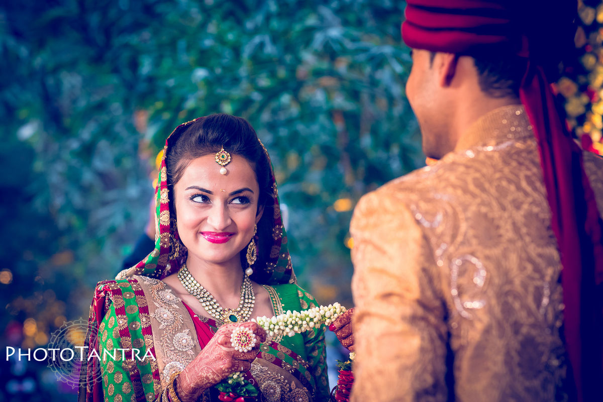 Wedding Photographer in Ahmedabad : Dhara and Vidish's Gujarati Wedding