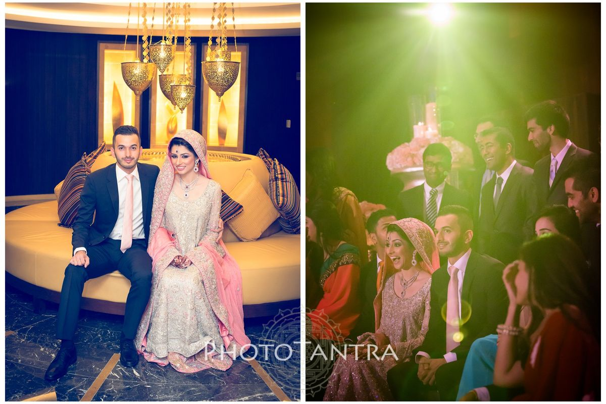 Wedding Photographer in Dubai : Zara and Munad's Nikaah in Dubai
