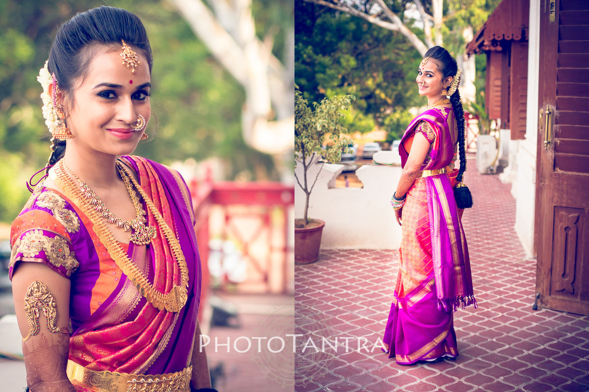 Wedding Photographer in Bangalore: Spoorthi and Bharath at the Jaymahal Palace