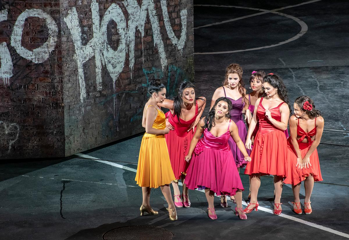 West Side Story. Opera Australia.