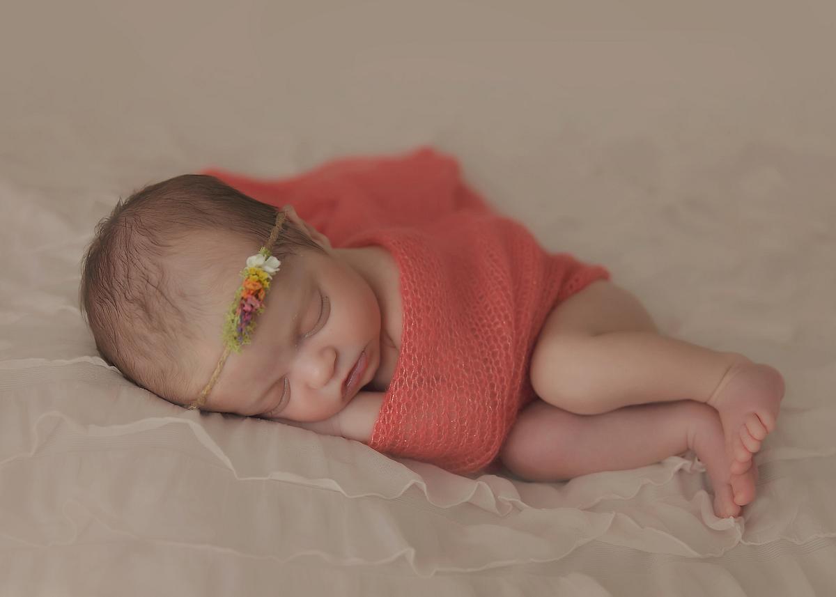 Cincinnati Newborn Baby Photographer