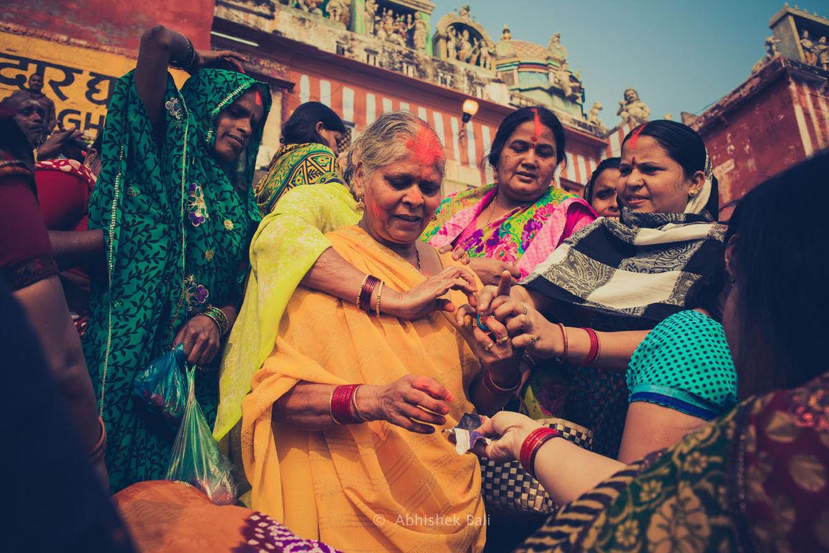 Ghats of Benaras ( Varanasi)