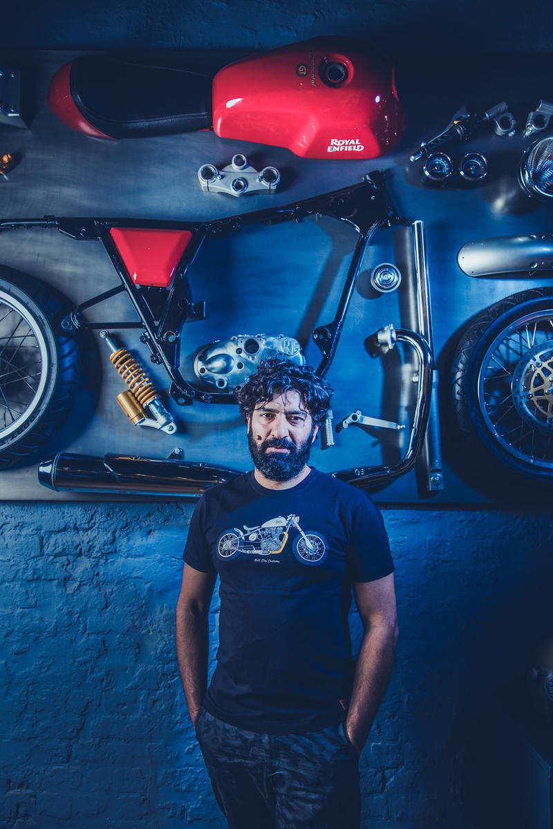Sid Lal, CEO, Royal Enfield