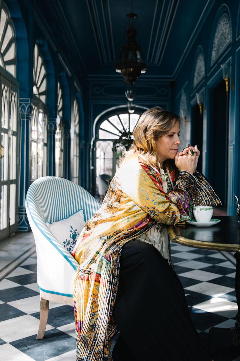 Barbara Miolini, Porter Magazine, Net a Porter