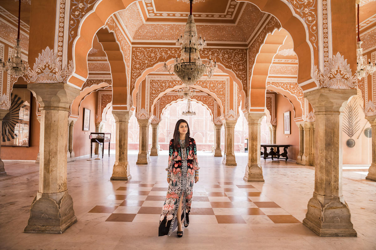 Porter Magazine - A Passage to India