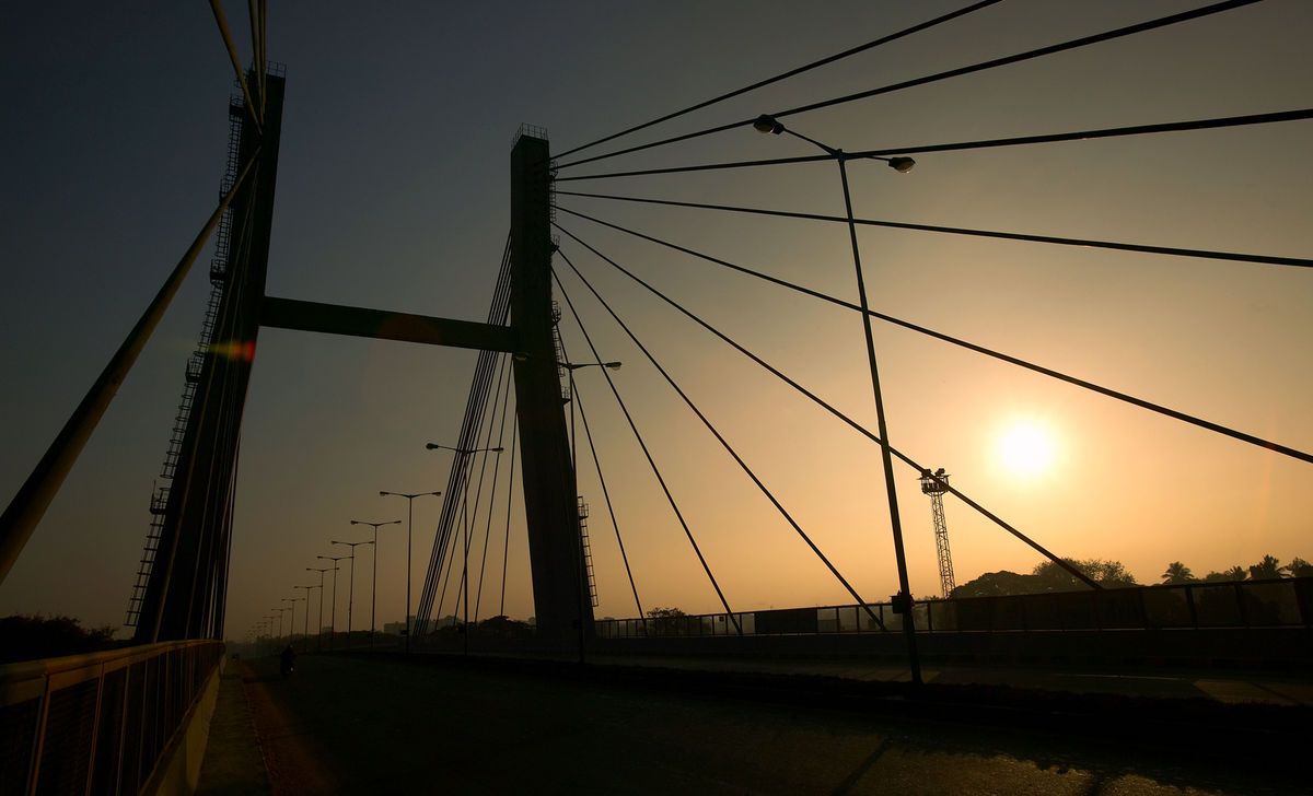 K R PURAM Bridge