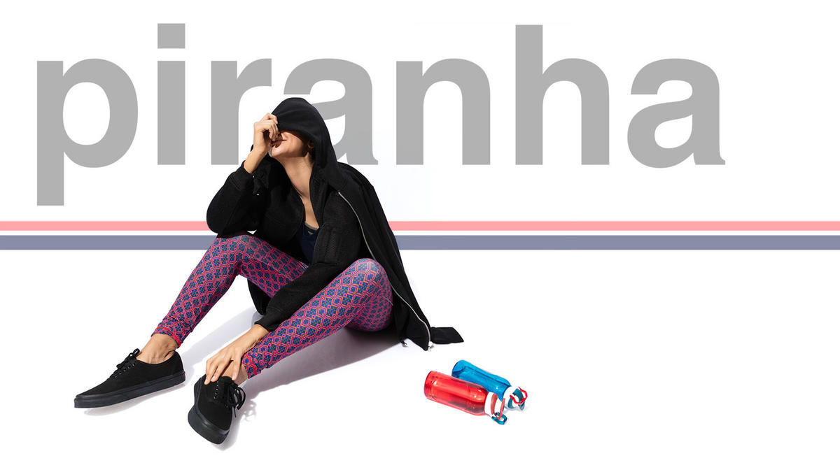 client: piranha sports wear