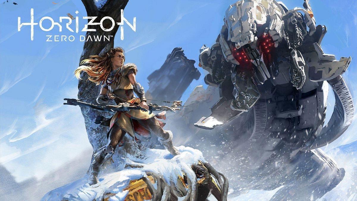 Horizen Zero Dawn