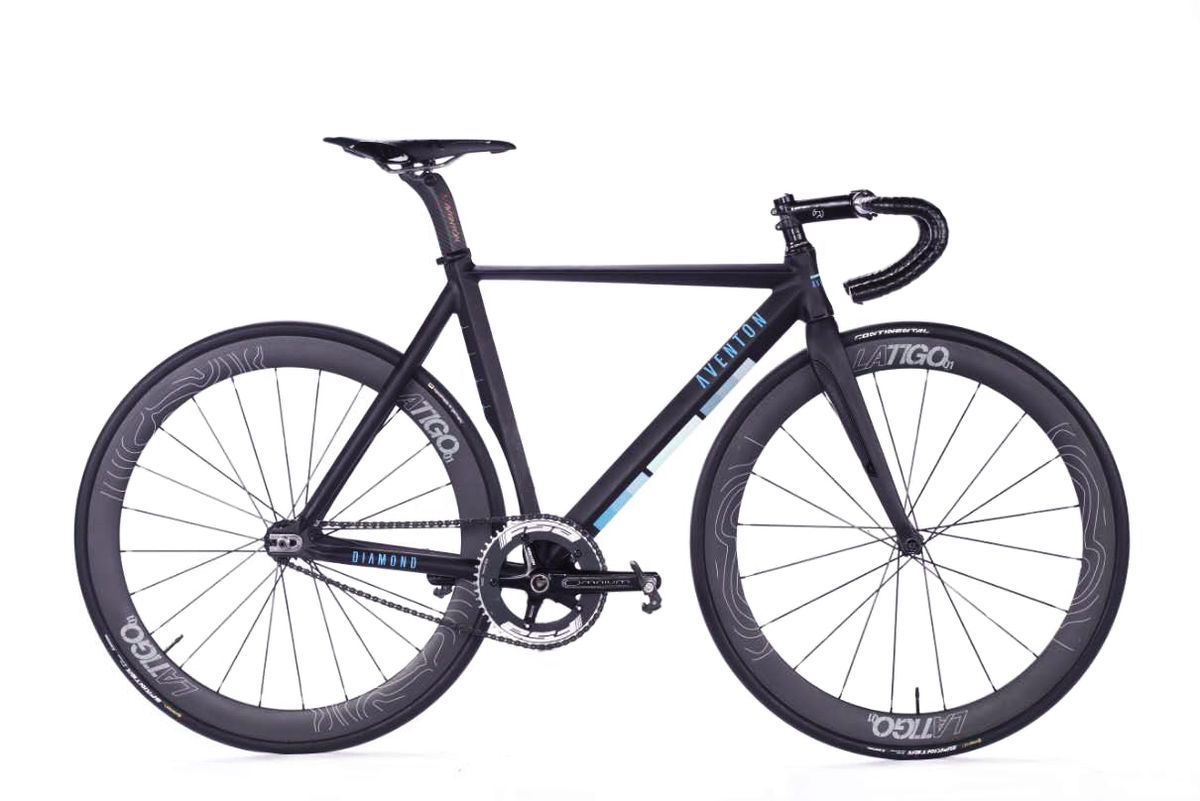 2016 Aventon Diamond Frame - Team Issue