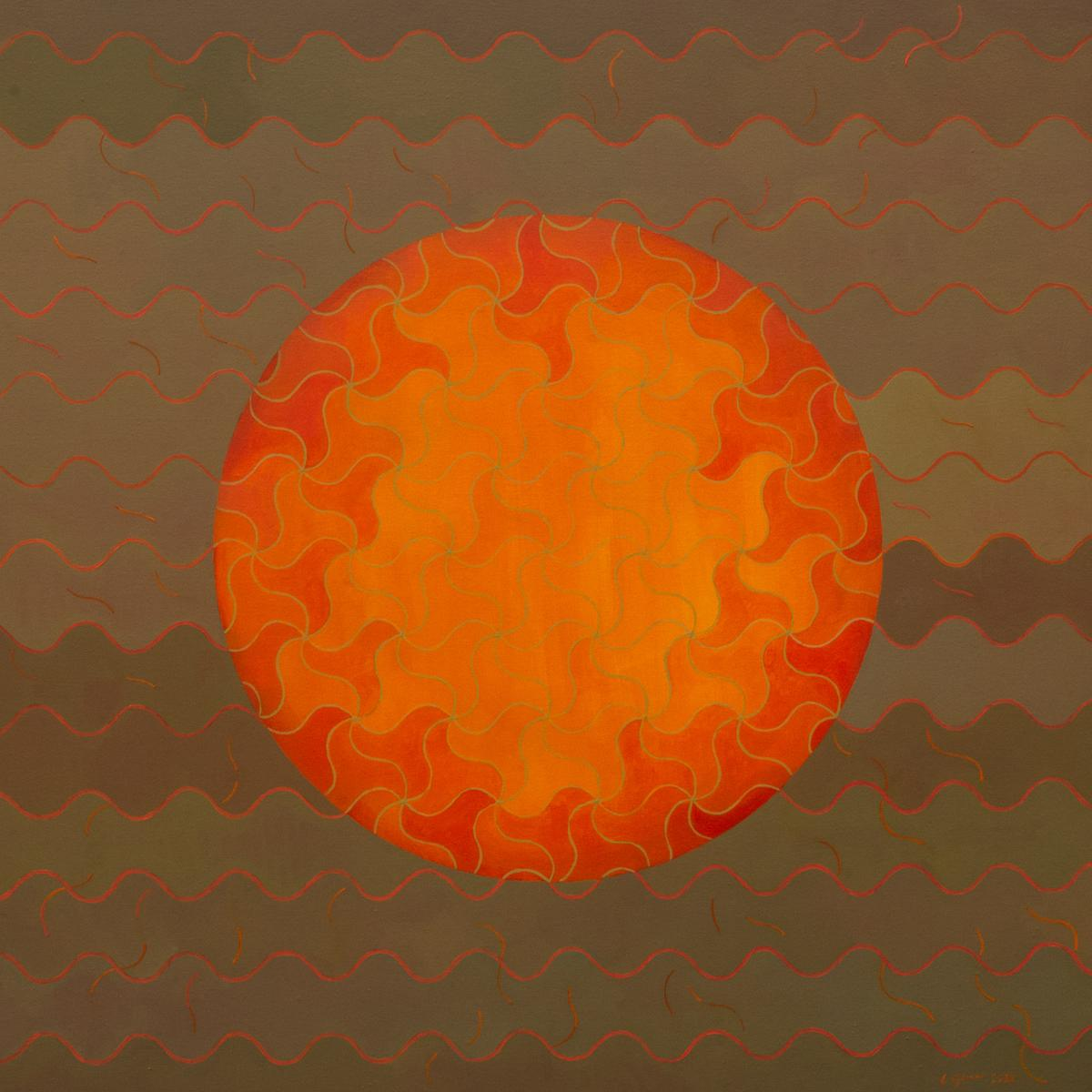 Marmelade Sky, L Glover, 2020