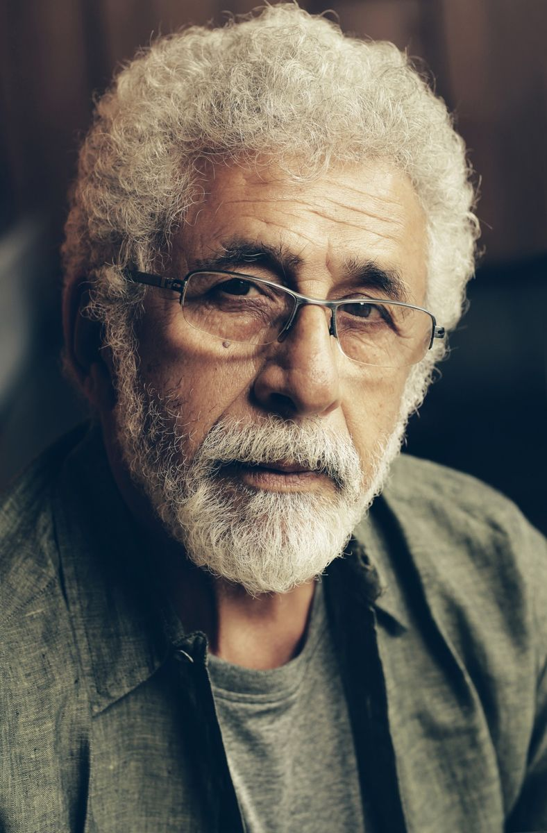 Naseeruddin Shah for Man's World