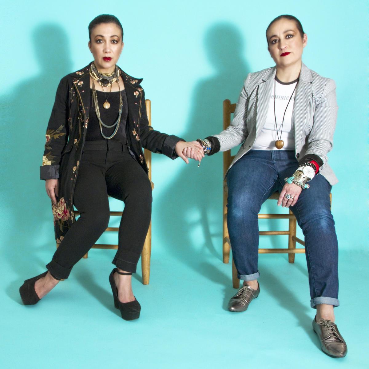 Two Fridas (Iliana & Scherezade Garcia), 2015