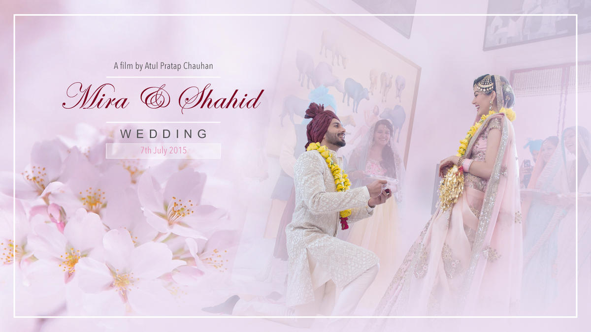 shahid and Mira - Wedding of the year