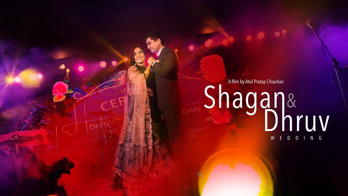 Dhruv and Shagan - New Delhi