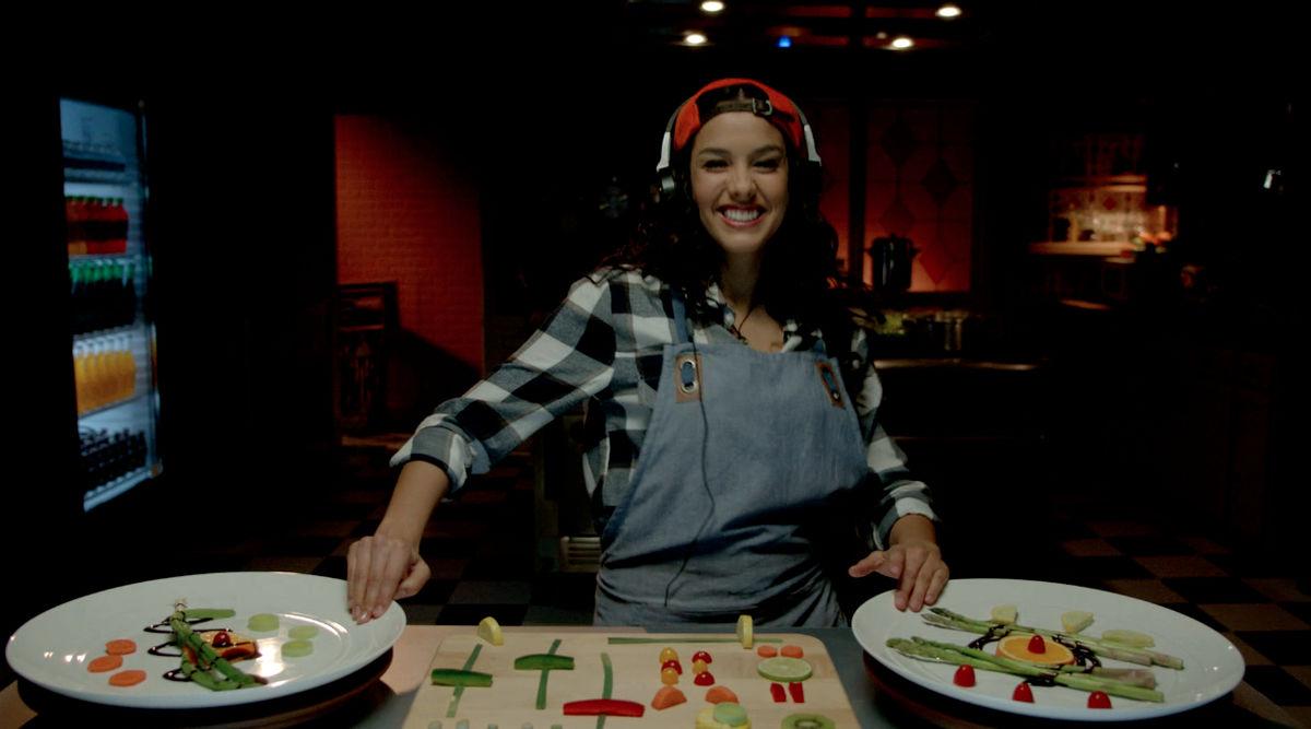 Toni La Chef Promo - Nickelodeon