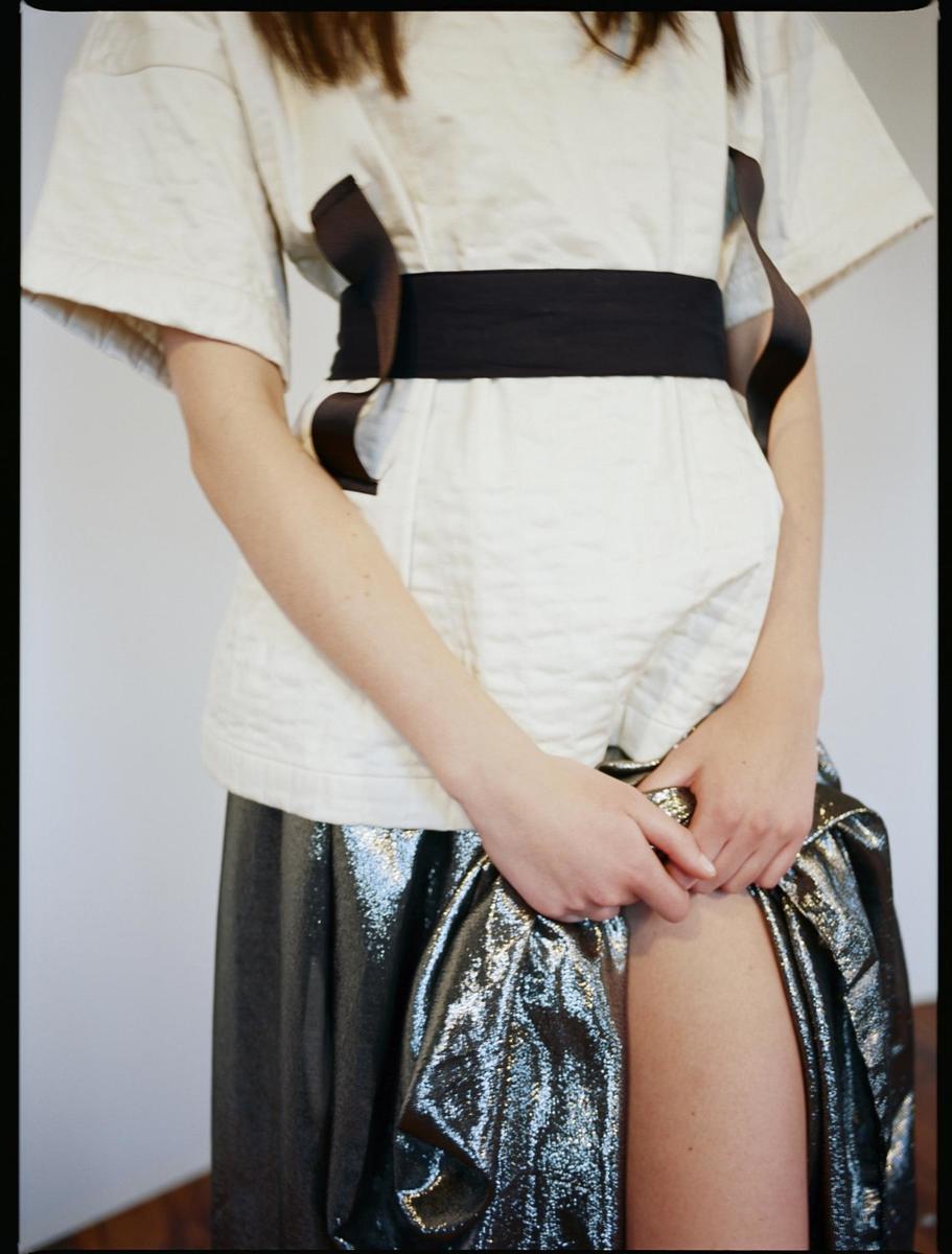 """Bite the Apple"" for Drop Magazine --  Style - Shawna Ferguson, Photographer - Christina Jorro"