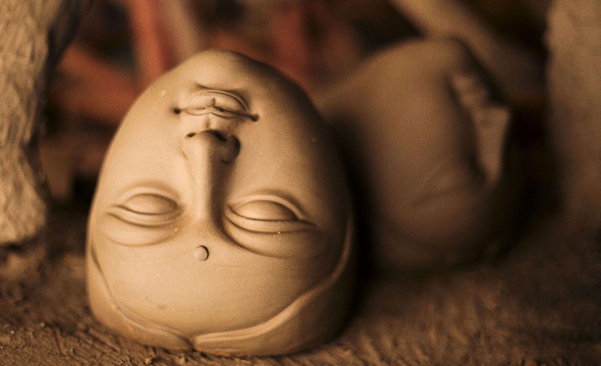 The making - Durga Pujo