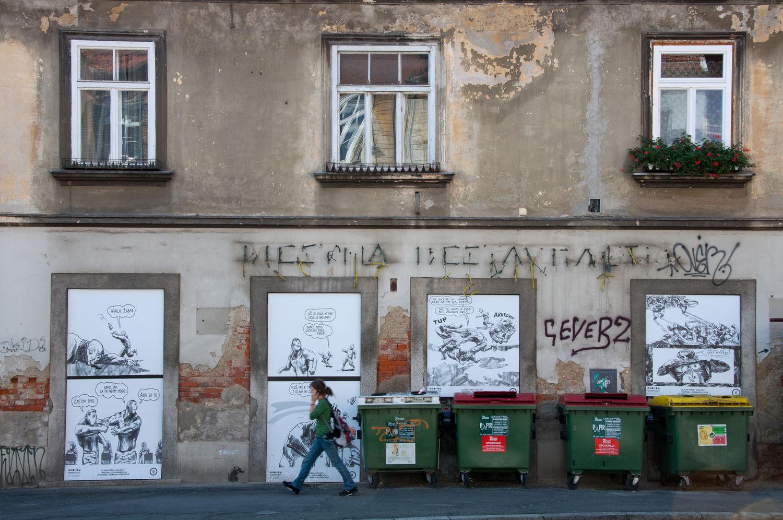 Koroška street, Maribor