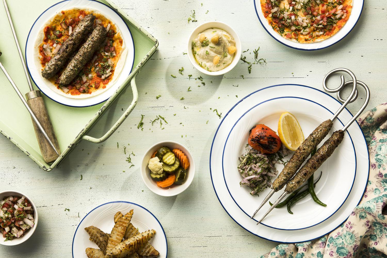 Kebab platter - ZIZO INDIA