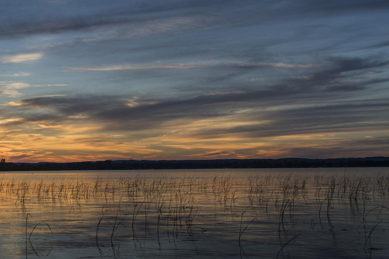 Wellers Bay, Prince Edward County, Ontario, Canada.