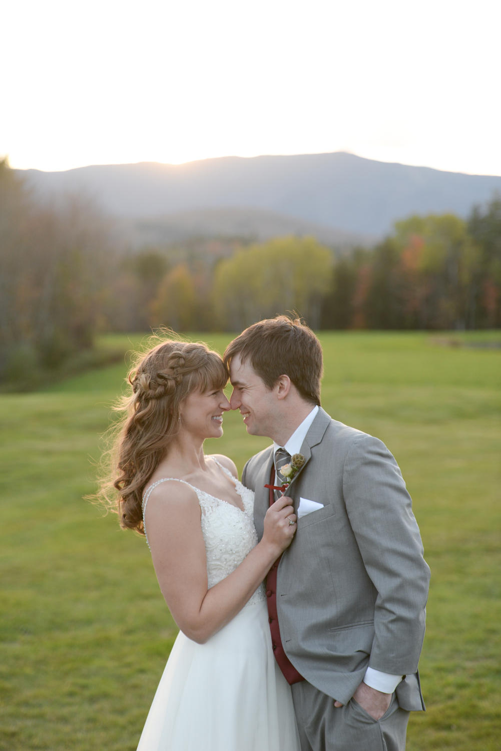 An Autumnal Vermont Wedding
